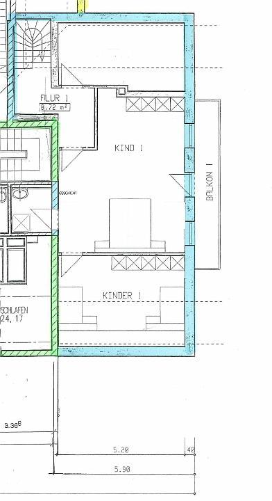 Ehemaliges landwirtschaftliches wohnhaus grundriss for Wohnhaus grundriss